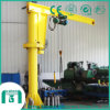 1 Ton Slewing Jib Crane Bz Type Floor Mounted Jib Crane