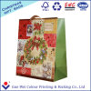 Quality Customize Merry Christmas Paper Bag for Gift