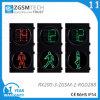 200mm 8inches Countdown Dynamic Pedestrian Traffic Signal Light