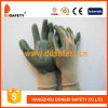 Sallow Nylon Jade Green Nitrile Glove Dnn460