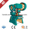 China J23 Type 40t Sheet Metal C Frame Mechanical Hole Punching Machine Factory