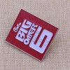 2016 Custom Metal Glitter Pin Badge at Factory Price