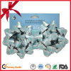 Pre-Tied Star Ribbon Bow for Christmas Decoration