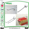 Price Tag Metal Hanging Display Hook for Pegboard