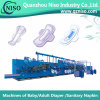 Top Untra Thin/Regular Sanitary Pad Machine with SGS (HY600-HSV)
