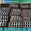 Mat. No. 1.4582 DIN X4crnimonb25-7 Stainless Steel Square Pipe