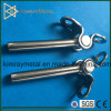 """Ss316 Hand Swage Deck Toggle Terminal for 1/8"""" Cable"""