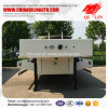 China Qilin Brand Low Bed Semi Trailer with Mechanical Suspension