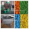 New 2015 Reclaimed Rubber Powder Tile Machine