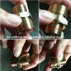 "Pressure Washer Brass Coupling (M22 M+ 3/8"" M)"