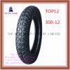 ISO Nylon 6pr, Long Life Motorcycle Tyre 300-12