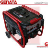 "No. 65 Mini Power Gasoline Generator with 6"" Solid Wheels and Handle"