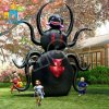 Giant Large Inflatable Spider Halloween Night Club Party Decoration