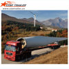 3 Axles Wind Mill Blade Transport Semi-Trailer