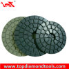 Black or White Buff Diamond Flexible Polishing Pads