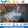 20X30m Transpartent Aluminum PVC Wedding Tent
