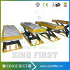 1ton to 2ton Hydraulic Roller Scissor Lift Tables Conveyors