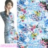 Lady Dress Digital Printing Rayon Fabric