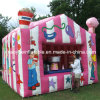 Attractive Inflatable Booth for Candy Floss Popcorn (CYTT-549)