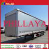 40FT BPW Axles Euro Style Curtain Side Van Trailer