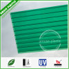 4/6/8/10mm 100% Bayer Decorative Material cellular Cover Hollow Polycarbonate Sheet