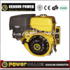 Hot Sale 8.0kw/11HP Air-Cooled 4-Stroke Silent Engine Strong Power Portable Engine Generator Parts Gasoline/Petrol Engine (ZH340)