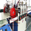 Wood Plastic Floor Machine PVC Indoor Floor Board Machine