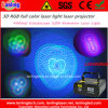 400MW RGB Kaleidoscope 3D Ilda Animation Laser Light (L3D400RGB)