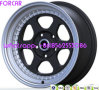 16*7.5j 16*8.5j New Design Aluminum Car Alloy Wheel Rims