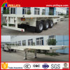 Tri-Axle Skeleton Type Extendable Container Semi Trailer for 40/45/48/53ft