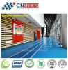 Good Performance Rubber Commercial Flooring with New Material