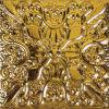 The Most Attractive Golden Lion Shape Porcelain Tiles