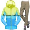 Lightweight Two-Piece Suit Sunscreen Skin Clothing Waterproof UV