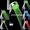 Three Water Spouting Functional LED Colorful Hand Shower with Temperature Sensor (LD8008-A20)