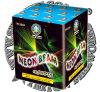 Neon Beam 16 Shots Cake Fireworks
