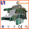 Small Model Low Cost Toilet Tissue Paper Making Machine, Waste Paper Recycling Machinery