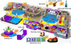 Cheer Amusement Children Space Themed Indoor Playground Equipment