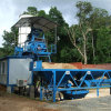 Concrete Mixing Plant Hzs25 for Sri Lanka