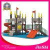 Caesar Castle Series 2018 Latest Outdoor/Indoor Playground Equipment, Plastic Slide, Amusement Park GS TUV (KC-006)