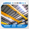 Single Girder Overhead Crane with Electric Hoist