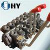 Vermicular Graphite Iron Excavator hydraulic control valve