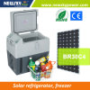 Portable Fridge with Solar Panel 12V 24V Freezer