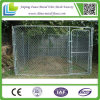 Outdoor Galvanized Chain Link Large Steel Dog Cage