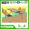 Modern Dining Table and Chair for Kfc & Mcdonald's (SF-89C)