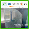 Safety Stair Solar Toughened Tempered Glass with Polished Edge