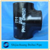ASME B16.9 Carbon Steel Sch40 Smls Equal Tee