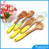 Bamboo Kitchen Tools 5 Utensils Spoon Spatula