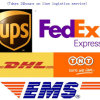 Consolidate UPS/ DHL/ FedEx/ TNT/ EMS From China to Worldwide