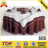 Classy Restaurant Dining Room Double Table Cloth