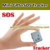 Quad Band Mini GPS Tracker